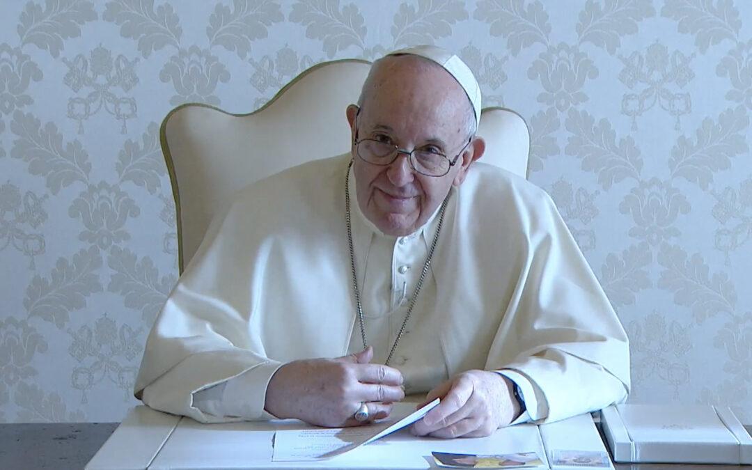 L'invito di Papa Francesco a IUSVE e Cube Radio