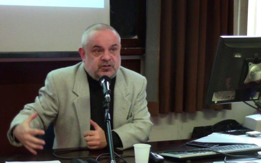 Il prof. Marco Monzani ospite di #Avamposto31