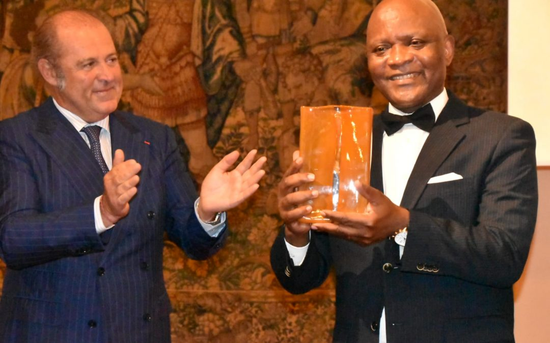 John Nkengasong vince il Soft Power Prize